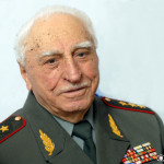Colonel-General, advisor of the RA Defense Minister Gurgen Dalibaltayan is guest in Hayatsk press club